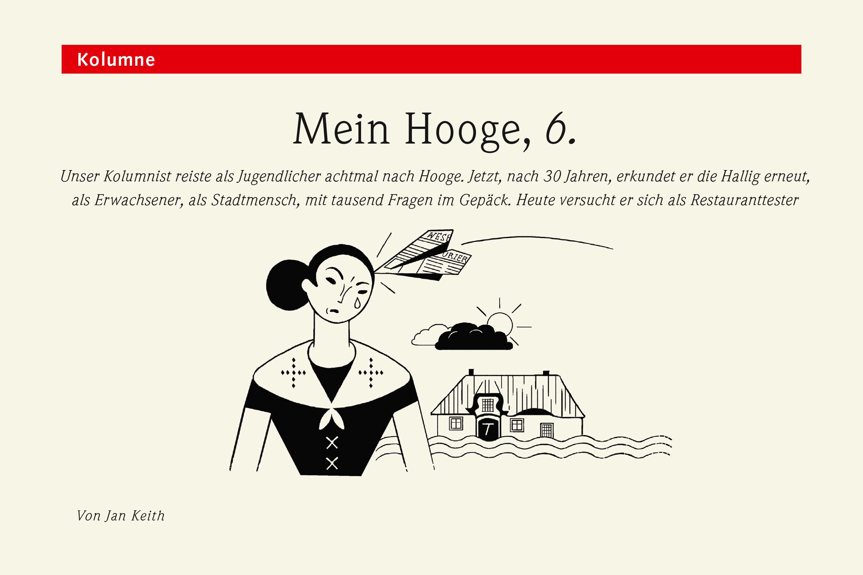 Mein Hooge, 6.