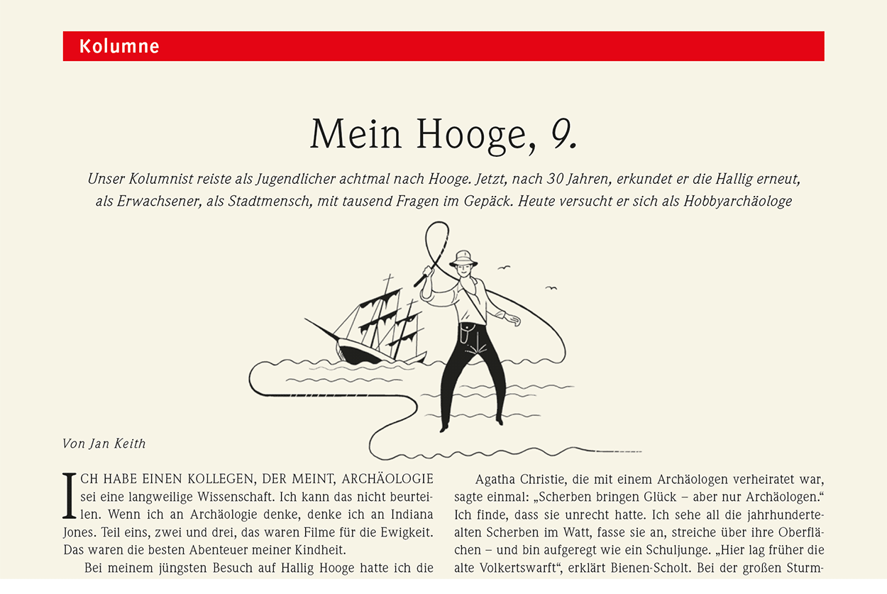 Mein Hooge, 9.
