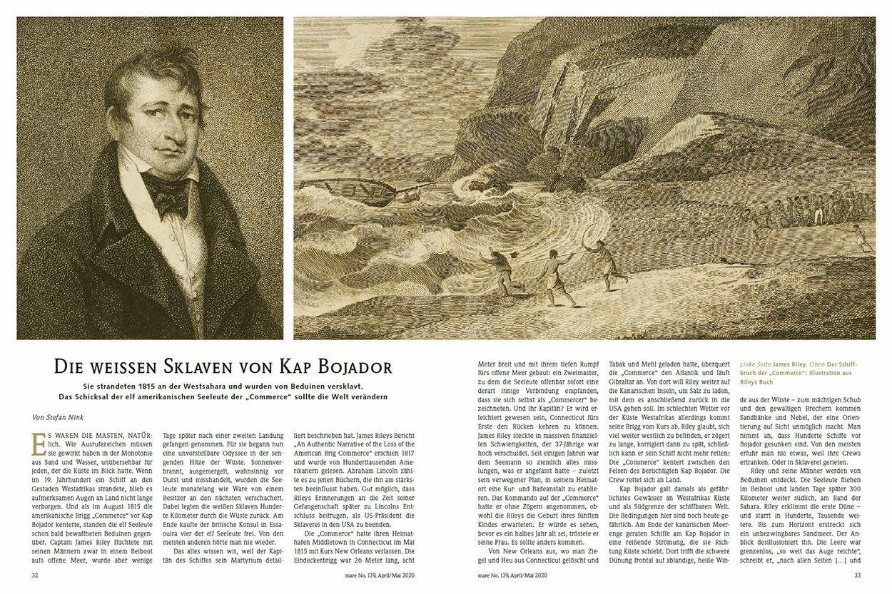 Die weissen Sklaven von Kap Bojador
