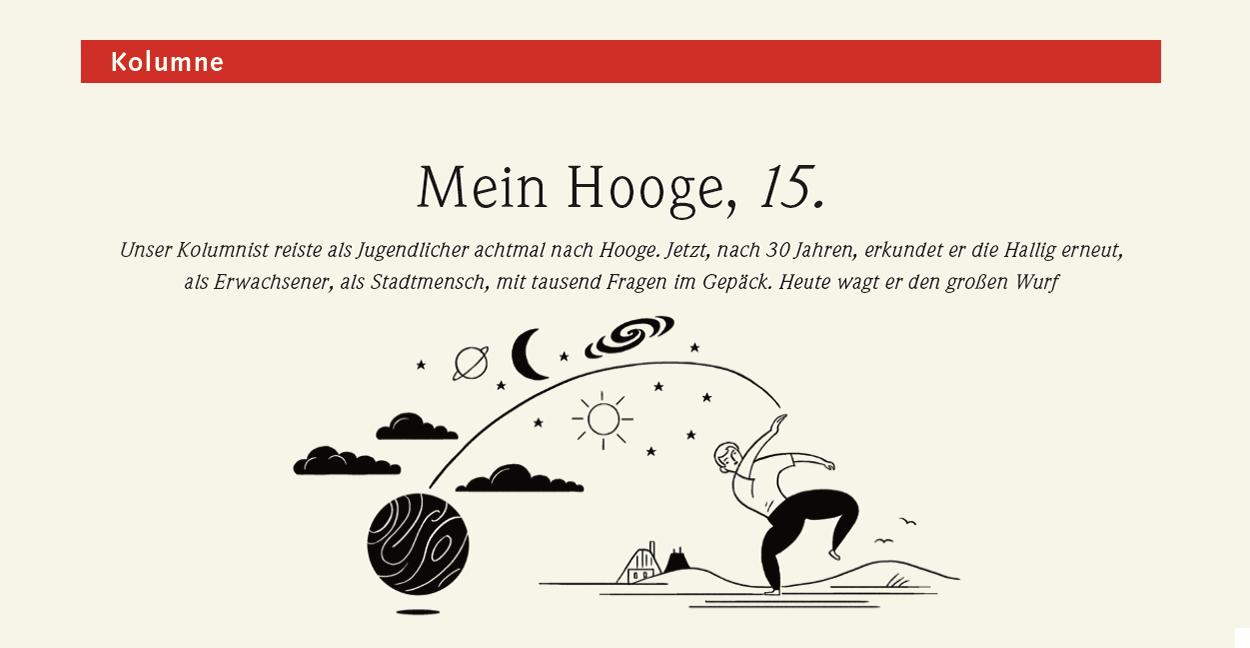 Mein Hooge, 15.
