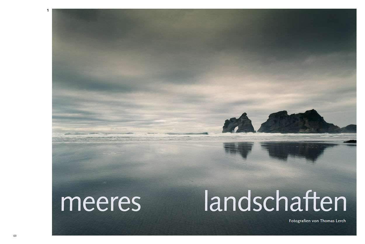Meereslandschaften