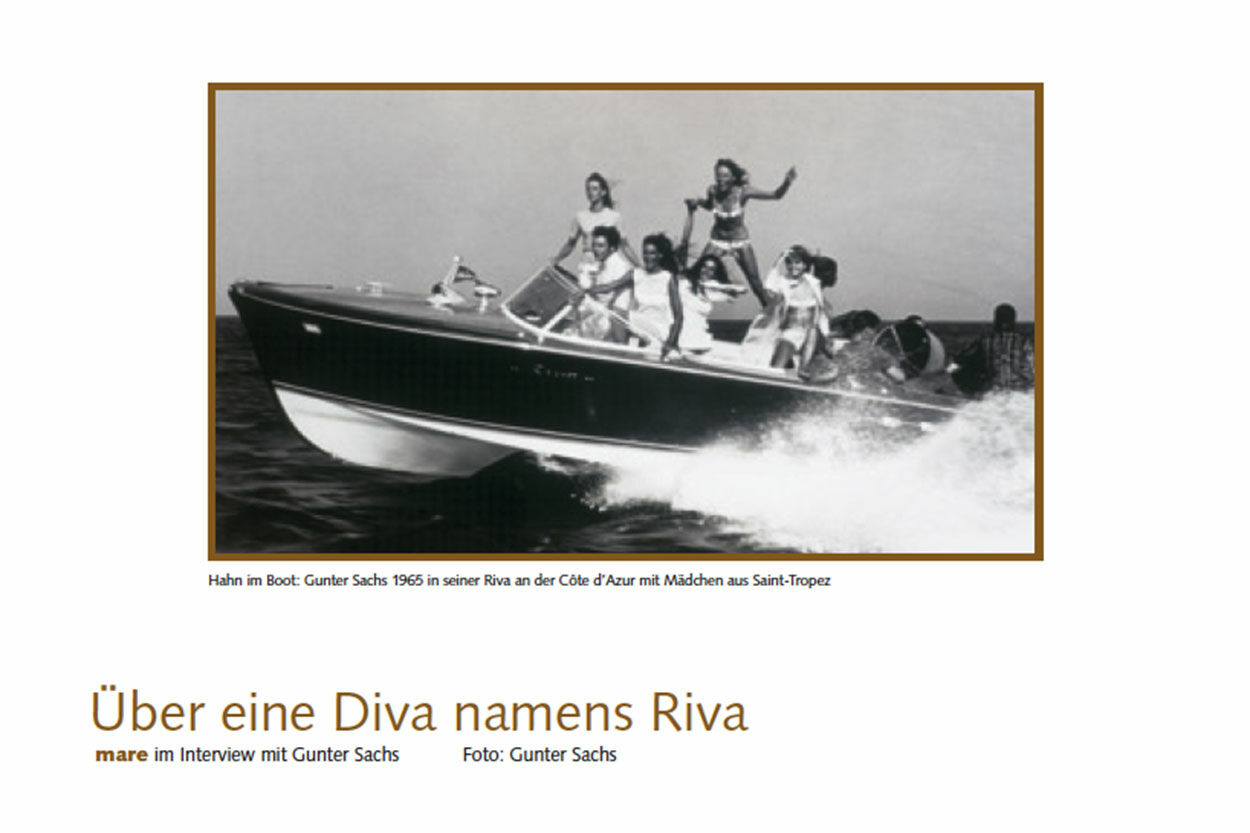 Über eine Diva namens Riva