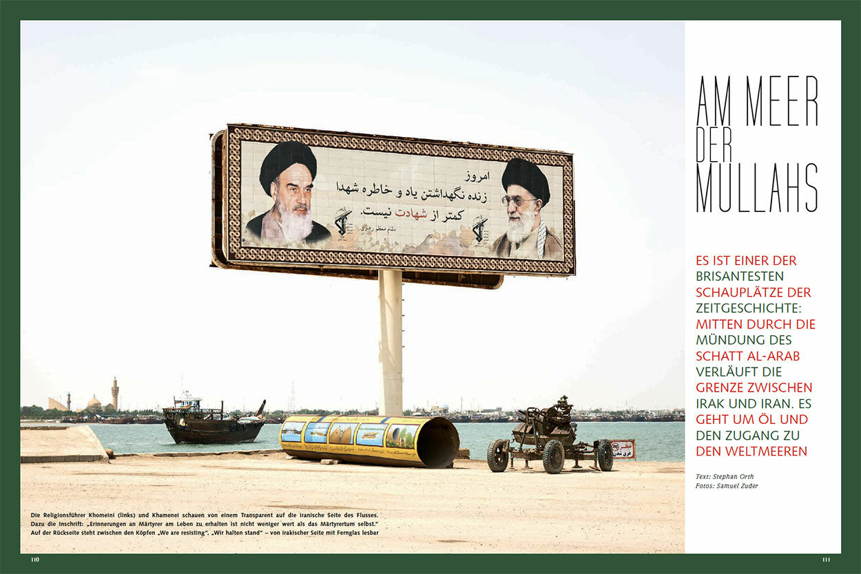 Am Meer der Mullahs
