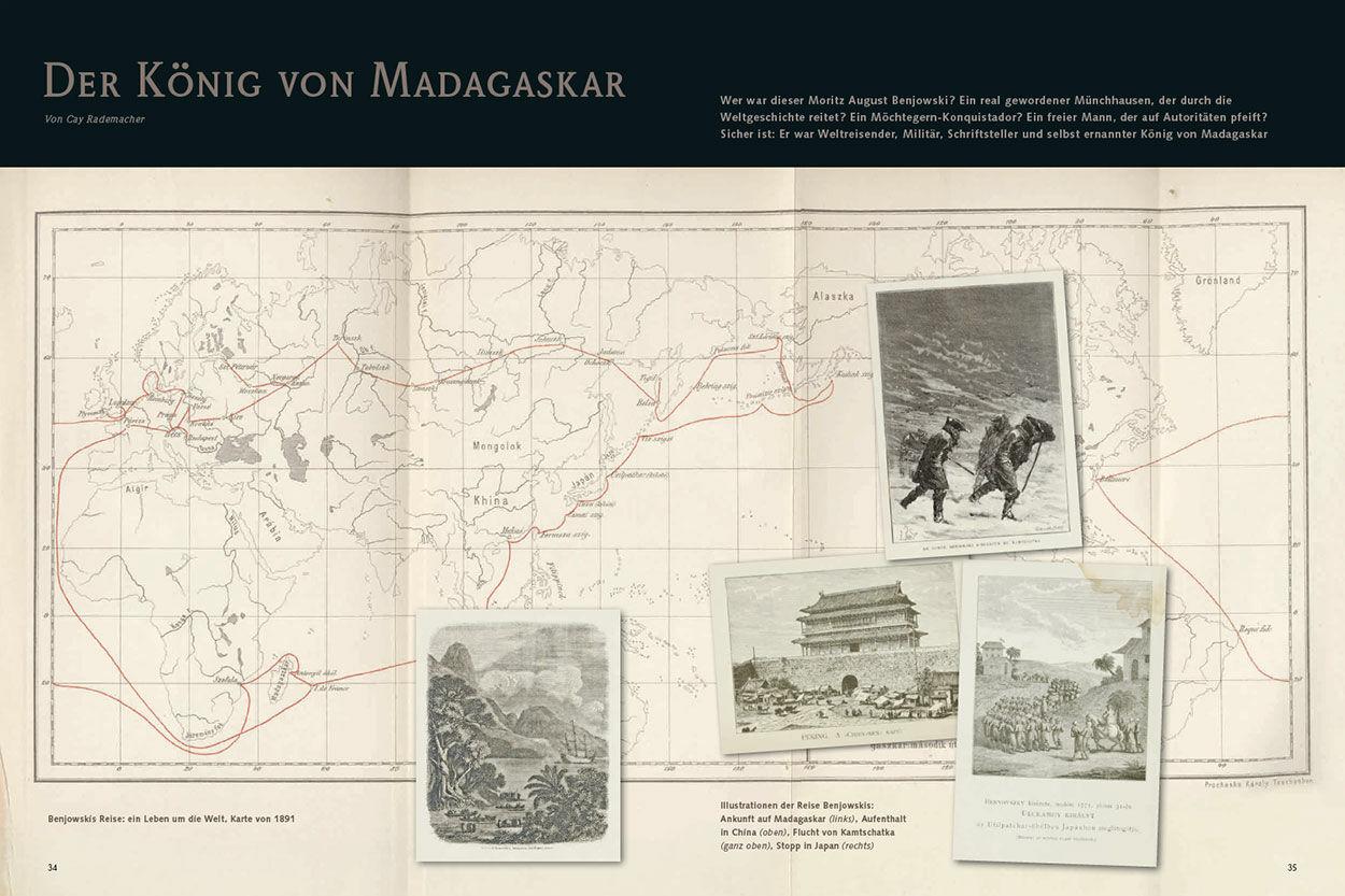 Der König von Madagaskar