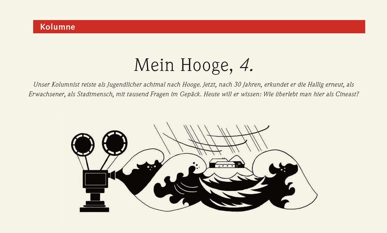 Mein Hooge, 4.