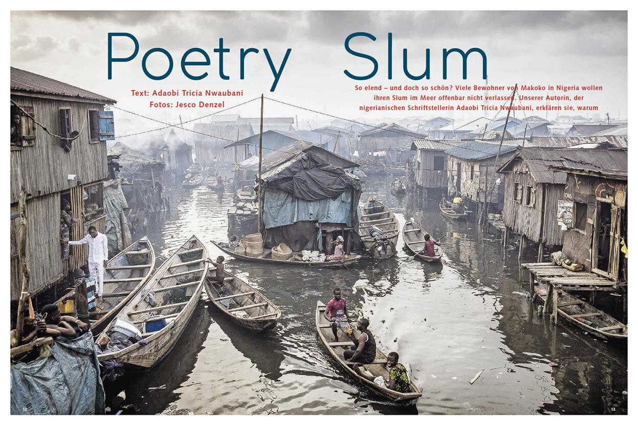 Poetry Slum