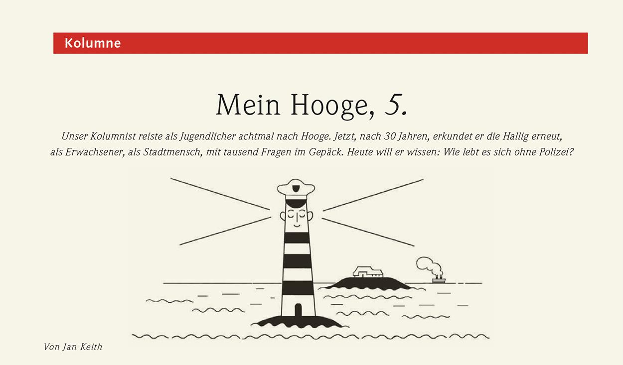 Mein Hooge, 5.