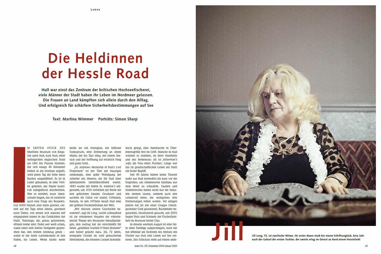 Die Heldinnen der Hessle Road