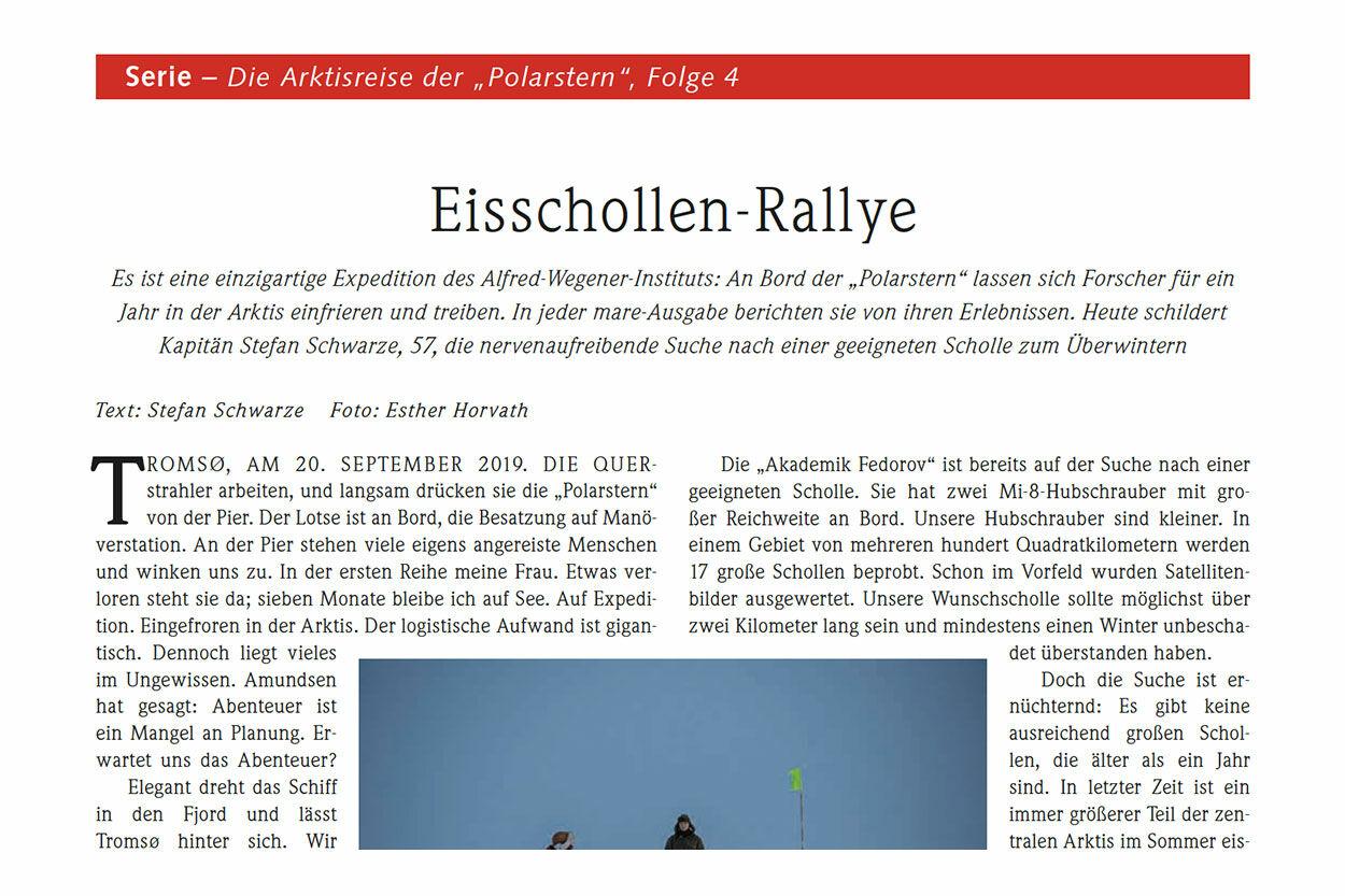 Folge 4: Eisschollen-Rallye