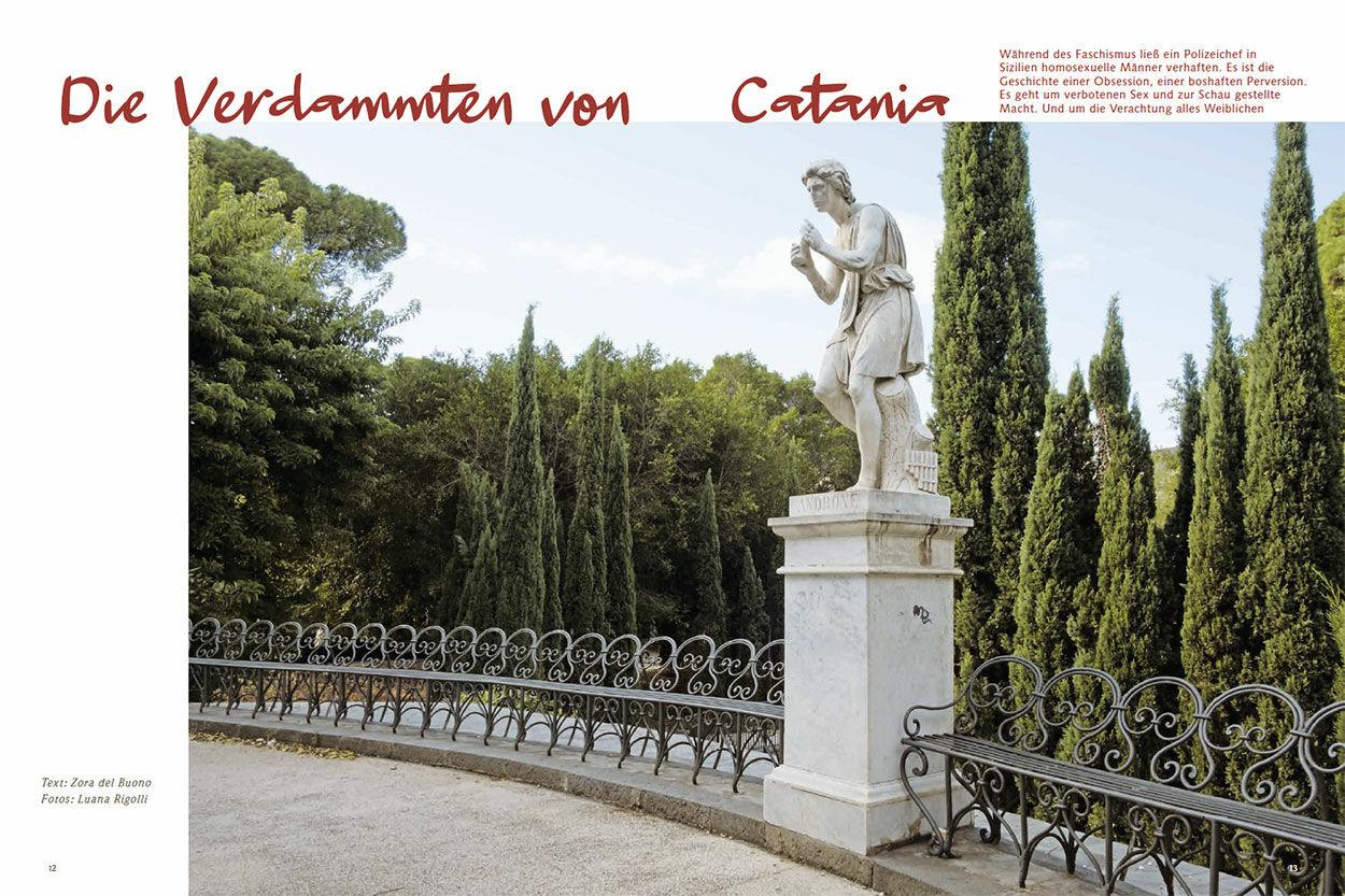 Die Verdammten von Catania