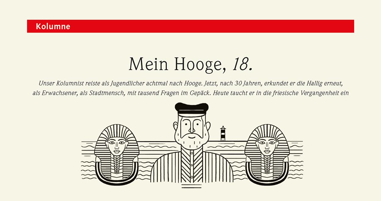 Mein Hooge, 18.