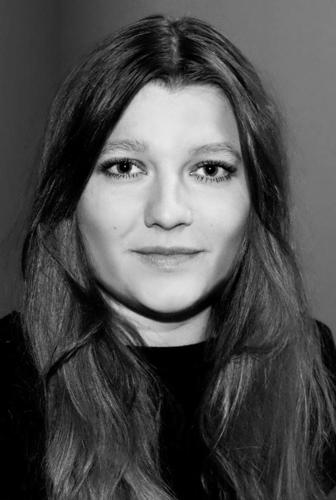 Mitarbeiterin Lisa Fabian